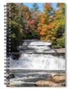 Stairway Falls Spiral Notebook