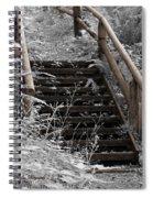 Stairway Home Spiral Notebook