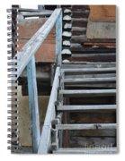 Stairway To Humdrum Spiral Notebook