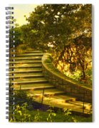 Stairway To Nirvana Spiral Notebook