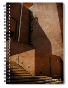 Stairway To Nowhere Spiral Notebook