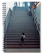 Stairway To... Spiral Notebook