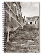 Stairway To Salvation  Spiral Notebook