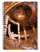 Stairway To The Angles Spiral Notebook