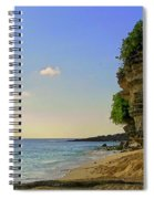 Stairway To The Sea Spiral Notebook