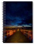 Stairway To The Stars Spiral Notebook