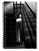 Stairwell Spiral Notebook