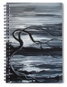 Stand Against The Wind Spiral Notebook