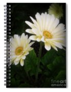Stand By Me Gerber Daisy Spiral Notebook