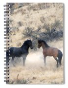 Stand-off Spiral Notebook