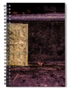 Stand Or Not Stand Spiral Notebook