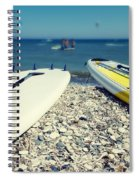 Stand Up Paddle Boards Spiral Notebook