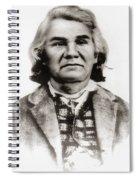 Stand Watie (1806-1871) Spiral Notebook