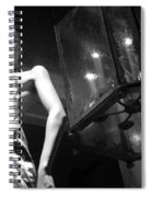 Standing Guard On Rodeo Drive Spiral Notebook