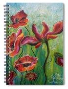 Standing High Spiral Notebook