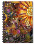 Standing On Hope Spiral Notebook