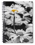 Standing Out From The Crowd 2 Spiral Notebook