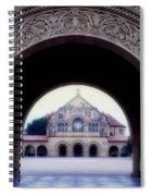 Stanford University Memorial Church Spiral Notebook