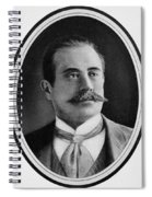 Stanford White (1853-1906) Spiral Notebook