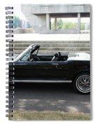 Stang Spiral Notebook