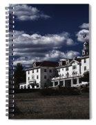 Stanley Hotel Spiral Notebook