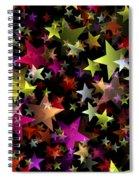 Star Belt Spiral Notebook