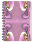 Star Elite Abstract Spiral Notebook