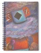 Star Kachina Spiral Notebook