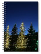 Star Light Star Bright Spiral Notebook