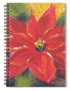 Star Of Hope Spiral Notebook