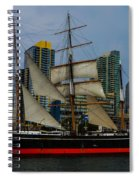 Star Of India 2014 Spiral Notebook