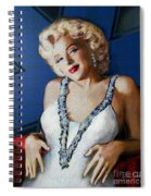 Star Of Wife Spiral Notebook