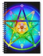 Star Sense Creation Spiral Notebook