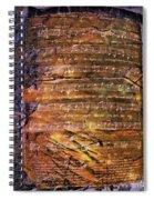 Star Spangled Banner Spiral Notebook