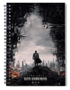 Star Trek Into Darkness  Spiral Notebook