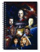 Star Trek Tng Spiral Notebook