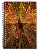 Star Zoom  Spiral Notebook