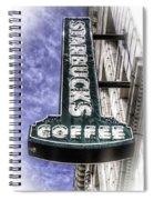 Starbucks - Ballard Spiral Notebook