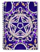 Stardriver Spiral Notebook