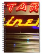 Stardust Diner - New York City Spiral Notebook