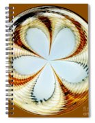 Starfish To Flower - Orb Spiral Notebook