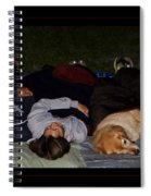Stargazing With Chucky Spiral Notebook