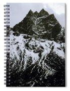 Stark Himalayas Spiral Notebook