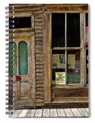 Stark Store And Hotel - Ep Spiral Notebook