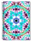 Starlight Window Spiral Notebook