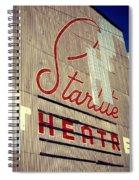 Starlite  Spiral Notebook