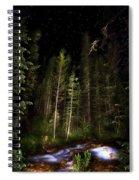 Starry Creek Spiral Notebook