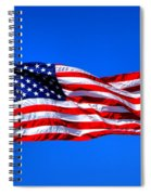 Stars And Stripes Forever Spiral Notebook