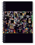 Start With Alef 16 Spiral Notebook