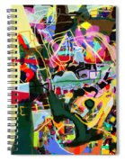 Wiping Out The Language Of Amalek 9dbk Spiral Notebook